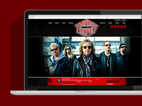 NightRanger Band website