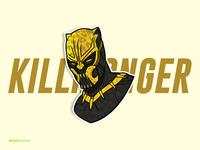 Killmonger Vector Design
