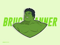 Hulk Vector Design