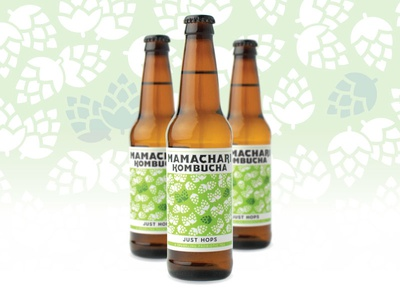 Just Hops Label