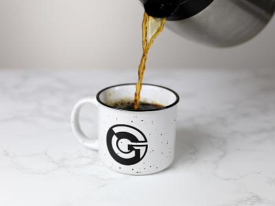 Generic Coffee Mug mug branding logo coffee g