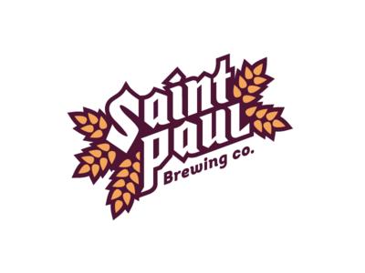 St.Paul Brewing co logo