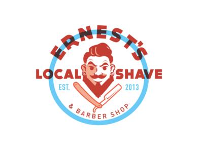 Ernest's local shave & barbershop