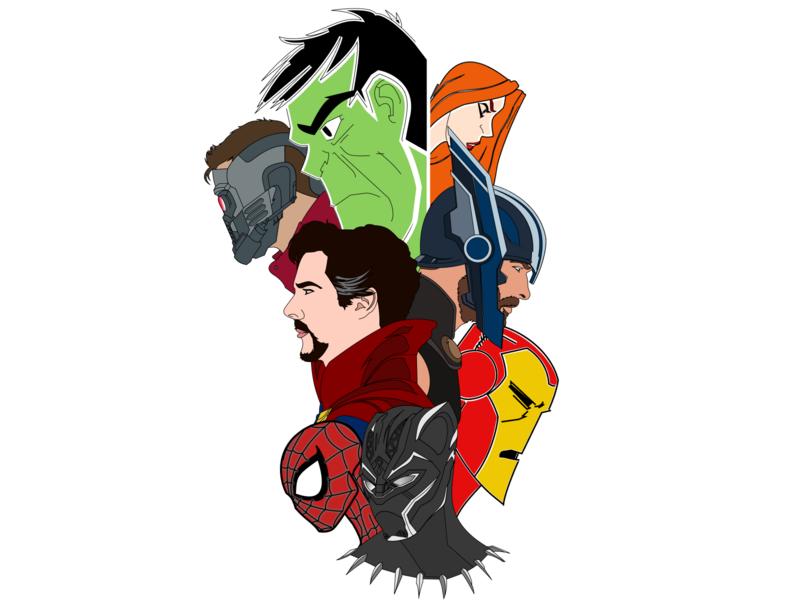 Marvel Avengers - Almost All