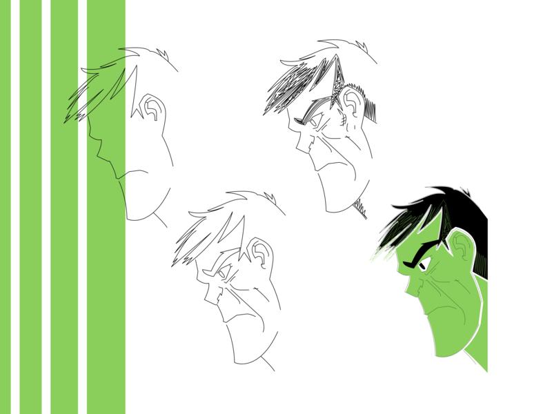 Hulk || Quickie