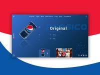 Pepsi Design Concept