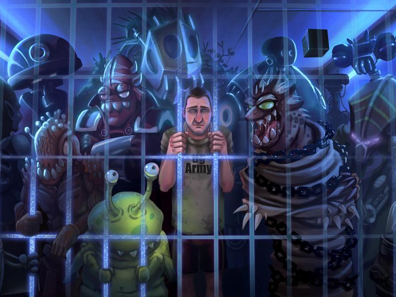 Prisoner_1 character space prisoner