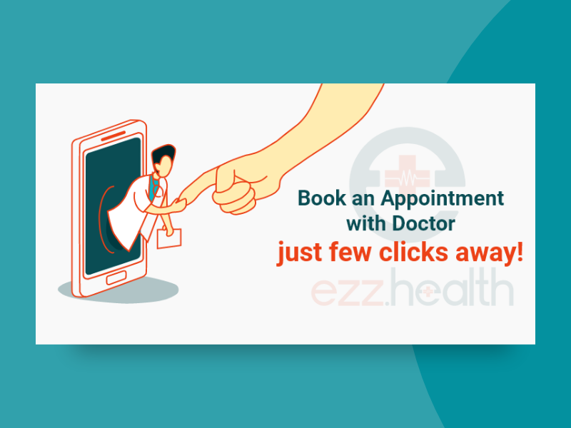 Facebook campaign - Book an Appointment ui illustraion uidesign facebook ads campaign design campaign