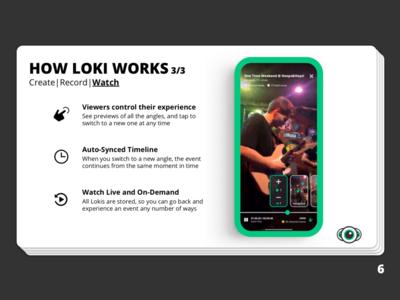 Loki Deck - Slide 6