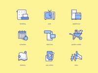 Lugg icons