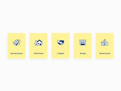 lil' menu icons lugg small menu illustration icons icon