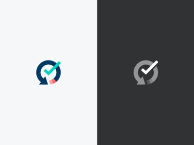 Restore icon logo sync restore backup icon