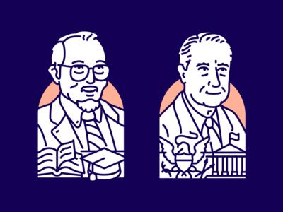 Economic giants pt.3 - Sharpe // Roosevelt