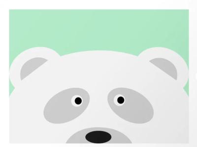 Polar Bear - Green