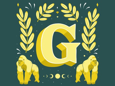 G - 36 Days of Type typedesign type 36daysoftype21 handlettering lettering art typography illustration graphic design lettering customlettering