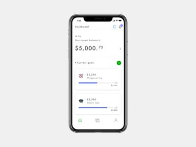 Liquid Finance & Budget Tool / Dashboard