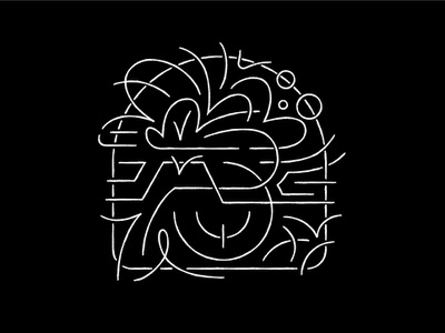 Mindless design illustration vector