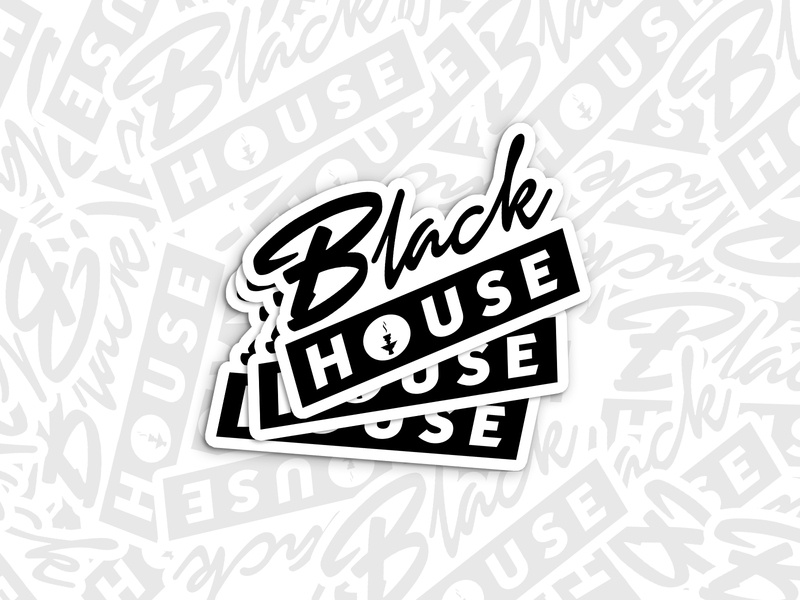 Black House® Stickers