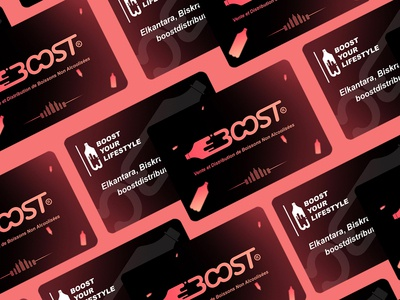 BOOST® Business card