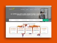 FED Finance website