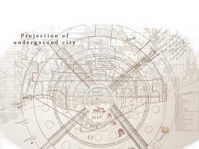 Illustration for UndergroundTO in World-Building