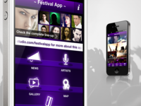 Dreamix Event App
