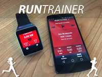 RunTrainer Wearable App