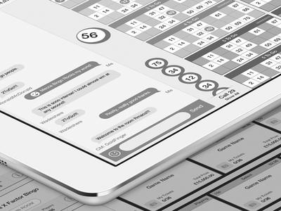 Tablet Bingo App bingo tablet game ipad