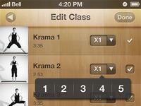 Pilates Edit Class