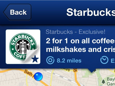 Favourite favourite iphone logo list map location app