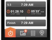 Running Mobile UI app
