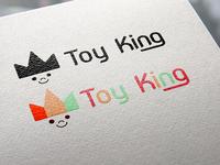 toyking logo design
