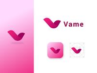 Vame logo