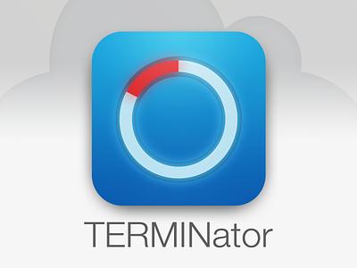 TERMINator's icon ios iphone ipad android icon app