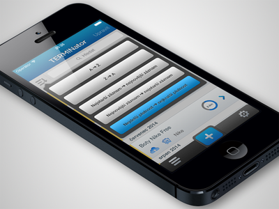 TERMINator iOS app ios iphone app