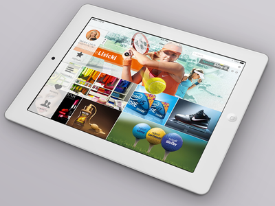 iSee iPad app ios ipad app concept