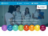 nemocnice-horovice.cz homepage