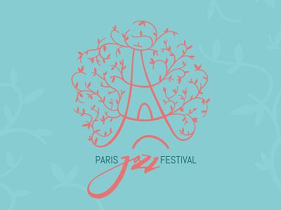 Paris Jazz Festival logo festival jazz paris logo