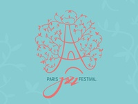 Paris Jazz Festival logo