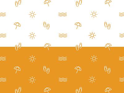 Summer pattern ! summer pattern