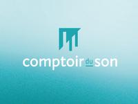 Logo Comptoir du Son et des Images
