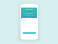 Exploration for a fintech mobile app