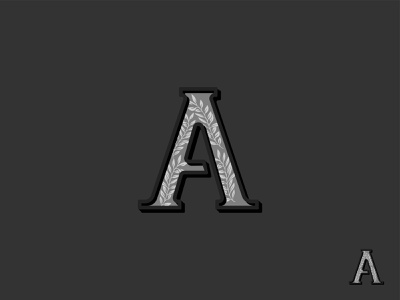 The Letter A vector illustrations 36 days of type logodesign logos 36daysoftype brand identity illustration typography logotype logo design branding