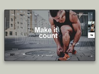 Make It Count - Dribbble