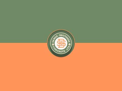 Logo Monogram 2 badge logo monogram brand identity concept logo icon logotype designer typography branding design