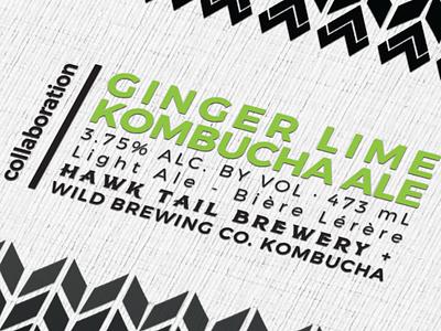 Ginger Lime Embellishments graphicdesign embellishment craft beer craftbeer label labels print design print packagingpro packaging design packaging
