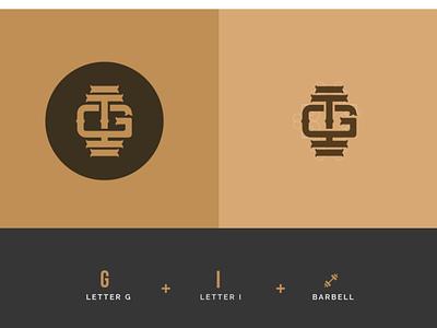 Gun It Inc | Monogram Logo monogram monogram letter mark monogram logo icon vector brand identity logotype logo design branding