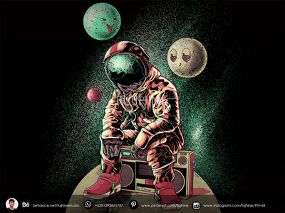 Astronaut DJ