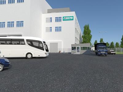 NIPK ELectron 3d modelling and rendering renders 3d modelling