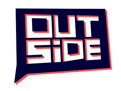 Outside logo logo